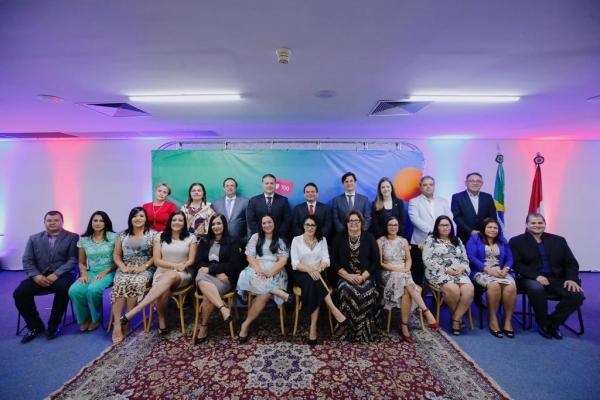 EDUCAÇÃO 2019/2020 Gerentes regionais assumem missão de preparar professores e alunos para a Prova Brasil