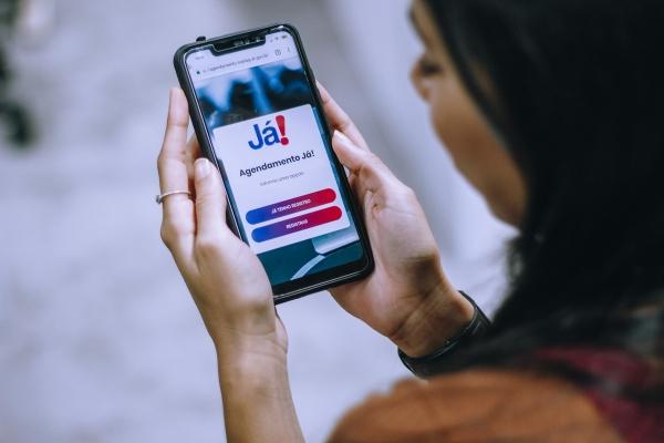FACILIDADE Agendamento online para atendimento no Já! está disponível para população