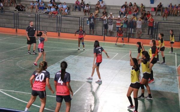 JEAL 2019 Mais de cinco mil atletas disputam a etapa regional dos Jogos Estudantis de Alagoas