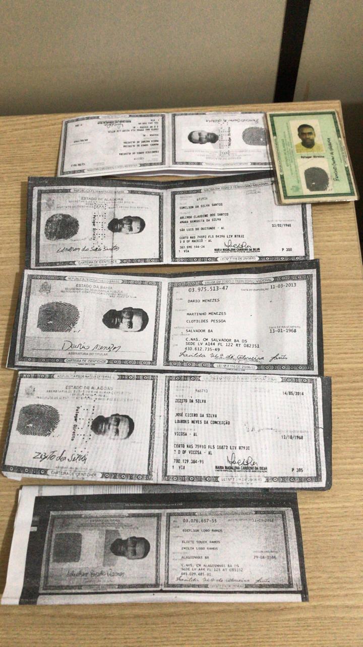 Polícia Civil prende em flagrante estelionatário