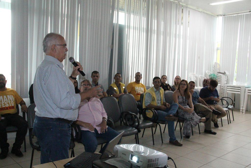 PREFEITO PARTICIPA DA SEGUNDA REUNIÃO COM SMTT'S DE ALAGOAS PARA EXPANSÃO DO PSVM