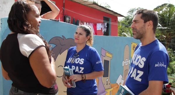 ONU E ESTADO Governo de AL garante acesso inédito a serviços públicos para população das grotas de Maceió