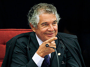 OBJETIVOS CUMPRIDOS  Marco Aurélio libera recurso sobre adicional de 10% na multa de FGTS