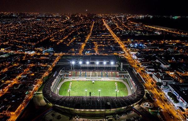 REGULARIDADE E CONFORTO Estádio Rei Pelé atende 100% das exigências para os jogos da série A do Brasileirão