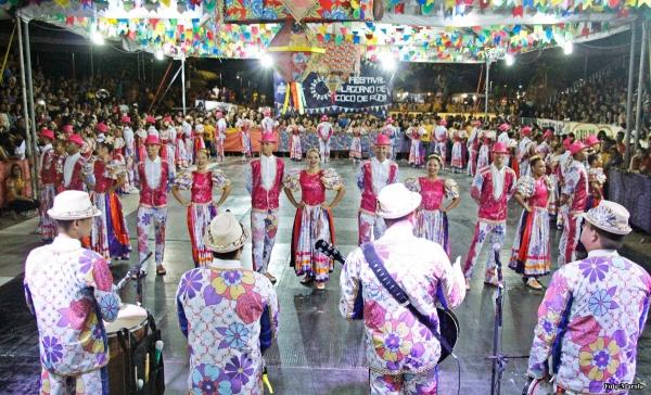 SÃO JOÃO III Festival Alagoano de Coco de Roda acontece de 26 e 29 de junho