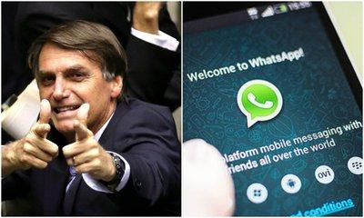 Empresário confirma disparos em massa de whatsapp na campanha de Bolsonaro