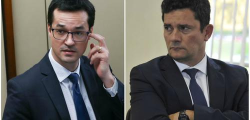 Folha e Intercept revelam novos crimes de Moro e Dallagnol