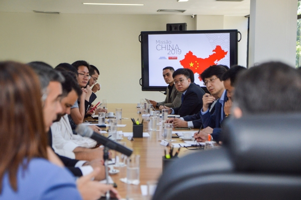 MISSÃO CHINA Estado prospecta negócios para criação de comunidade chinesa de investidores em AL