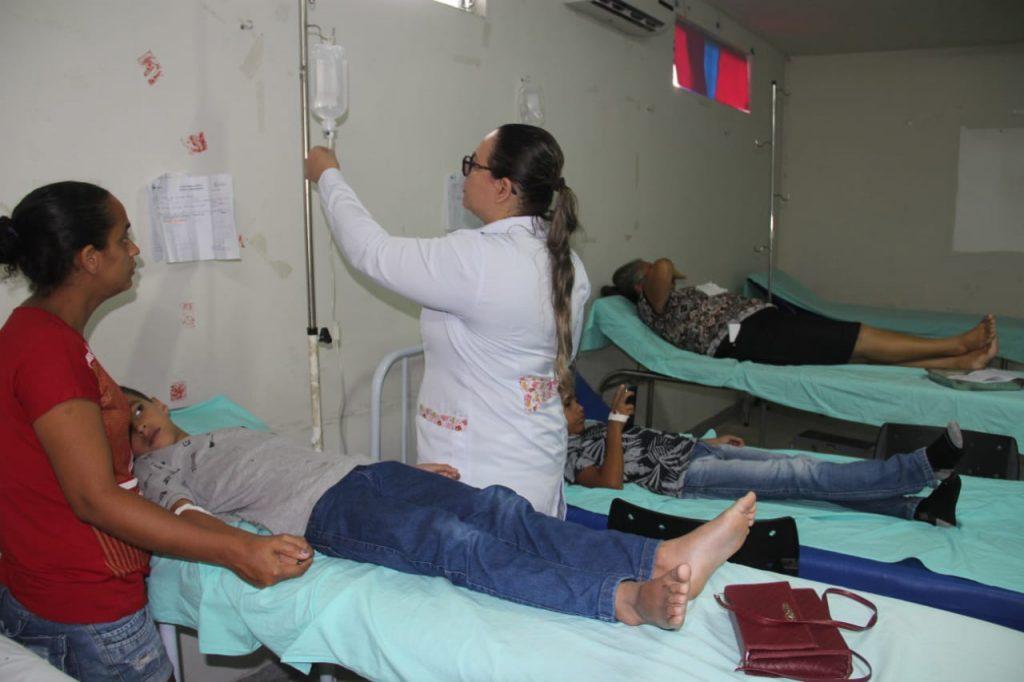 POPULAÇÃO APROVA ABERTURA DOS CENTROS DE SAÚDE AOS SÁBADOS PARA ATENDER CASOS SUSPEITOS DE DENGUE