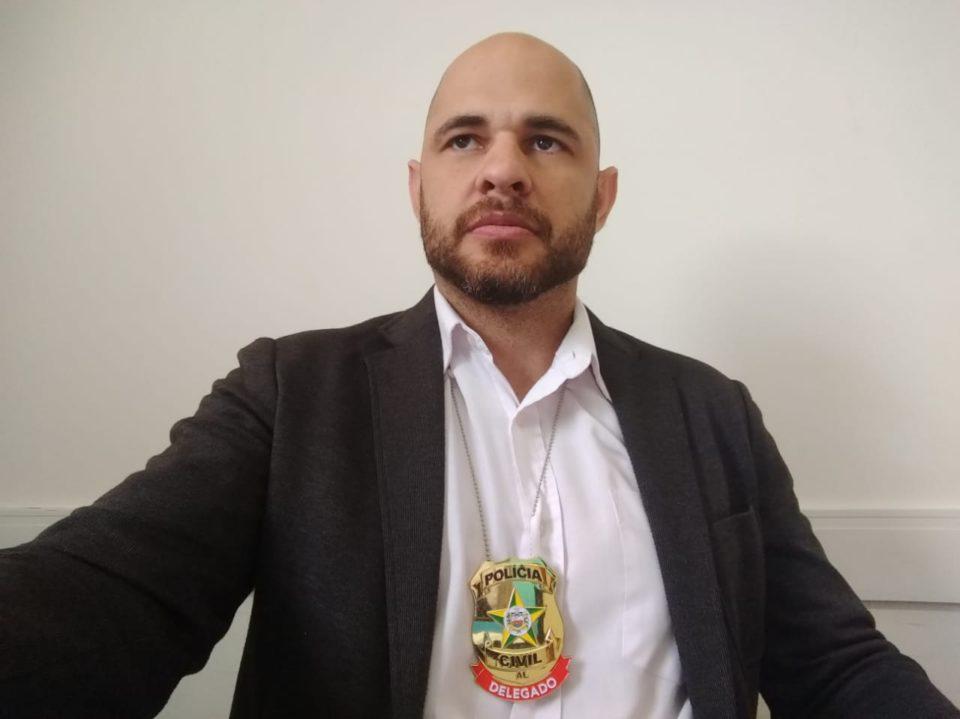 Polícia Civil prende homem acusado de estuprar 'neta' em Branquinha