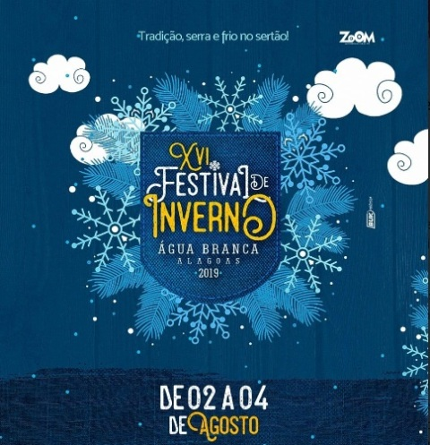 Festival de Inverno de Água Branca tem datas definidas