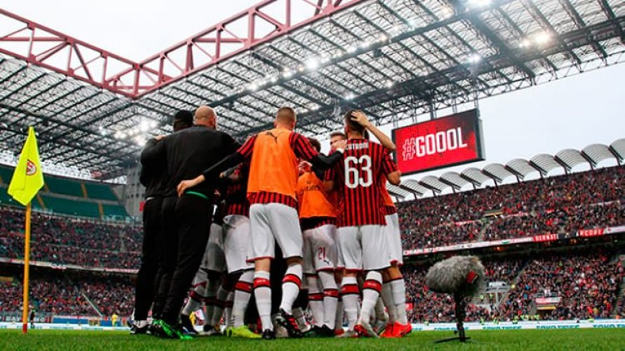 Milan é excluído da Liga Europa da temporada 2019-2020