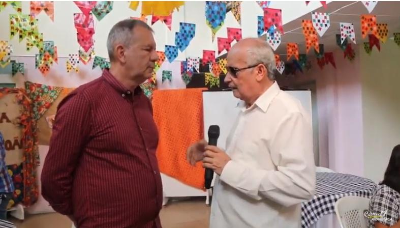 Secretário Fernando Lobo fala das obras realizadas  em Arapiraca