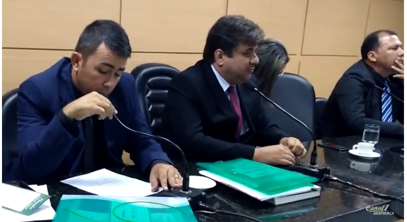 Câmara de Arapiraca  concede aumento de 8% aos servidores da casa