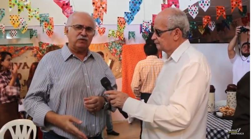 Rogério diz  Renan Filho foi mal informado e AL-220 tem nova iluminação
