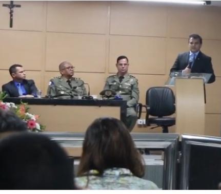 Deputado Ricardo Nezinho Participa de Solenidade na Câmara de Arapiraca