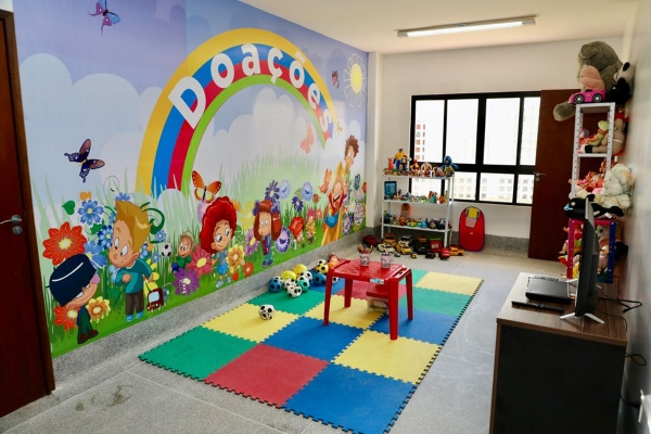 SOLIDARIEDADE E HUMANIZAÇÃO IML inicia Campanha para arrecadar brinquedos para crianças vítimas de violência