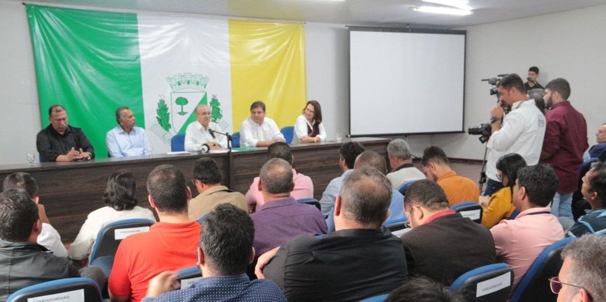 Arapiraca:prefeito Rogério Teófilo anuncia criação da Guarda Municipal