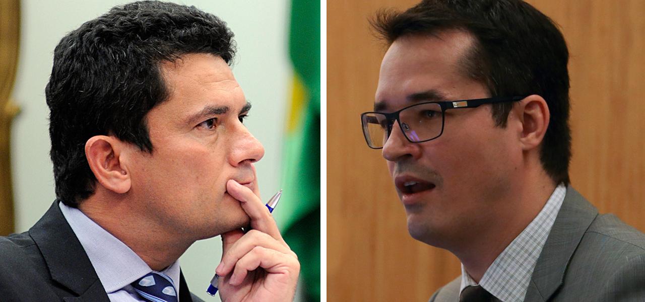 Vaza Jato: Deltan via Flávio Bolsonaro como corrupto e temia que Moro abafasse o caso