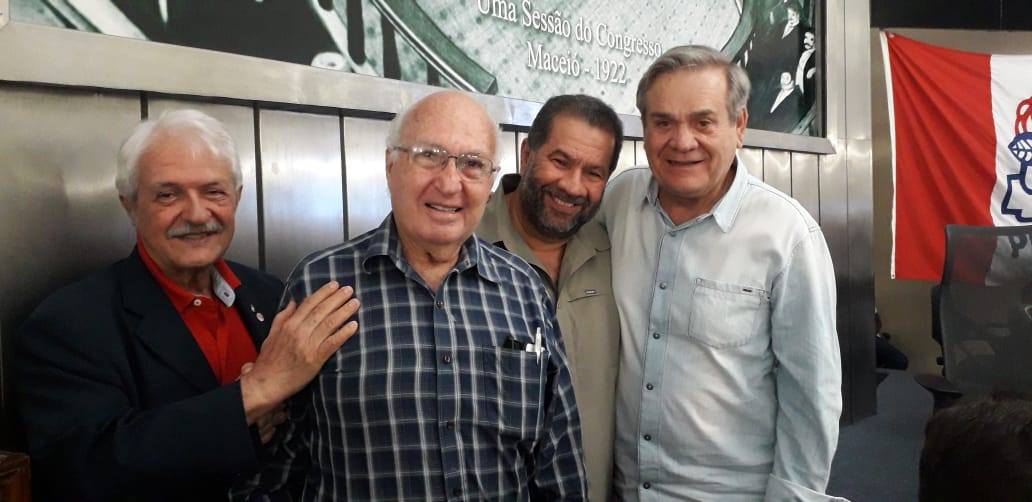 Zé Costa, que peitou presidente-general na ditadura, entra no PDT