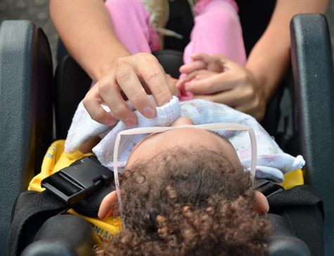 Recife: Mães de crianças com microcefalia protestam contra benefícios cortados