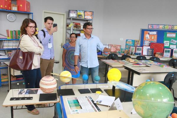 EFEX AL é exemplo na formação de professores, diz presidente de centro nacional de educação