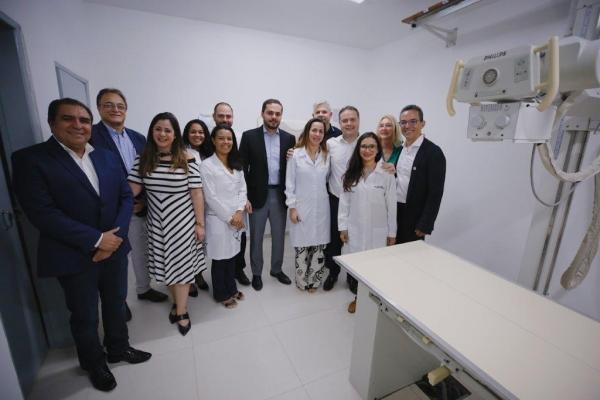 MODERNIZAÇÃO Novo Centro de Diagnóstico e Imagem da Uncisal atenderá 4.500 pacientes por mês