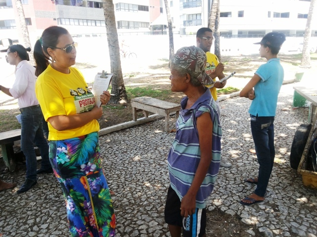 Assistência Social garante atendimento à população de rua