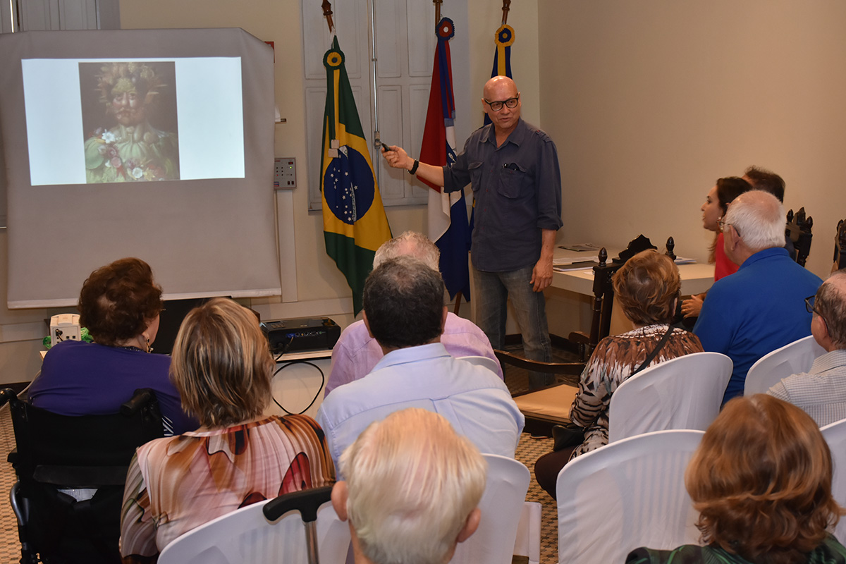 Pioneirismo do caricaturista alagoano Carlos de Gusmão é discutido na Academia de Letras