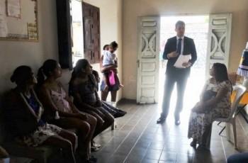 Fiscalização do MP/AL flagra irregularidades na rede pública de saúde de Atalaia