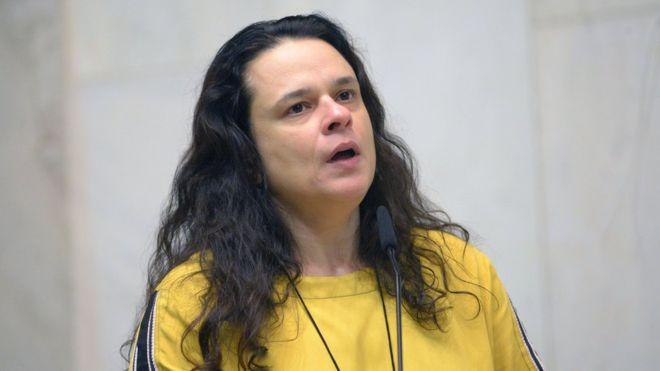 'Quero saber o que tem lá. Defendo a liberdade de informação', diz Janaína Paschoal sobre conversas hackeadas