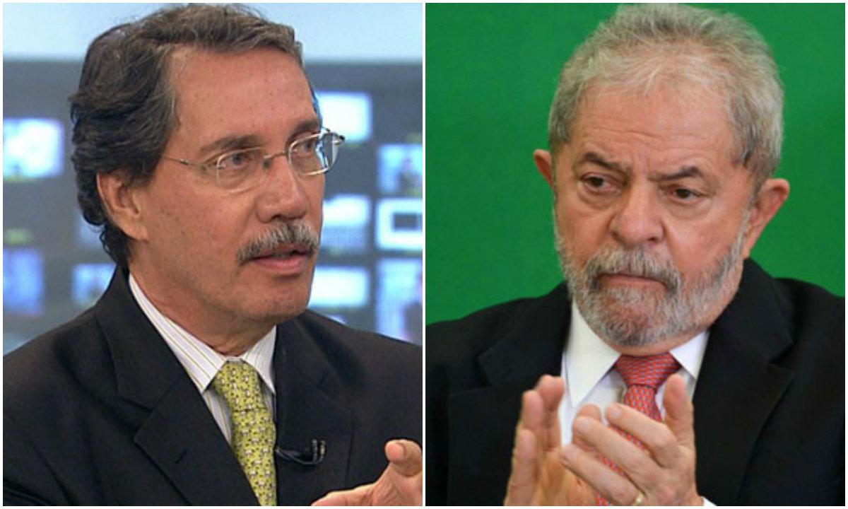 Cipó de aroeira: Merval, que colocou em dúvida palestras de Lula, hoje tem que explicar a sua de R$ 375 mil