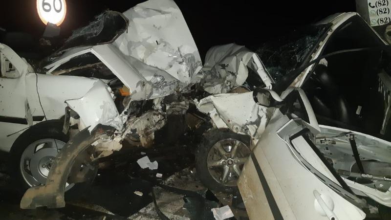 Acidente deixa vítima fatal na BR-316 em Palmeira dos Índios