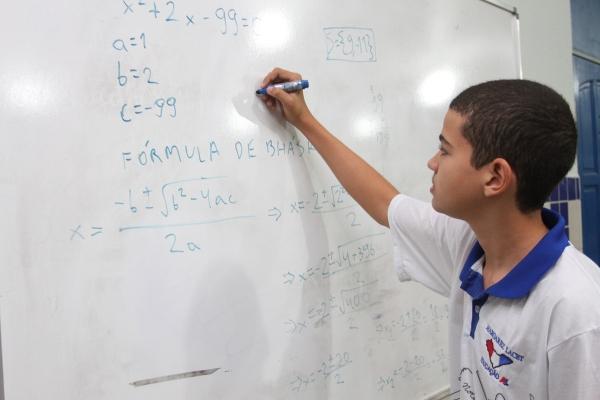CONQUISTA OBMEP 2018: Número de alunos medalhistas da rede estadual cresce em 70%