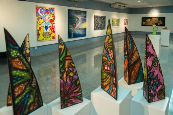 EXPOSIÇÃO V Salão Internacional de Arte Contemporânea de Alagoas divulga selecionados