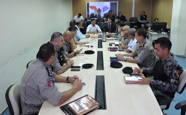 REFERÊNCIA TCU conhece modelo de integração da Segurança Pública em Alagoas