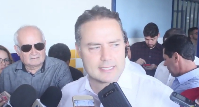Governo de Alagoas entrega em Arapiraca a escola Dr. José Tavares reconstruída