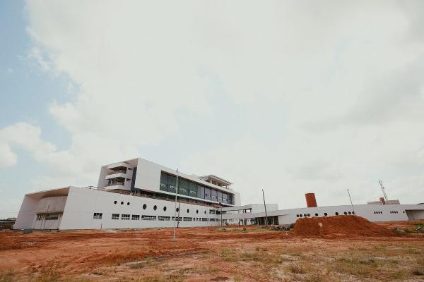 SAÚDE Veja por dentro como está ficando a estrutura do Hospital Metropolitano