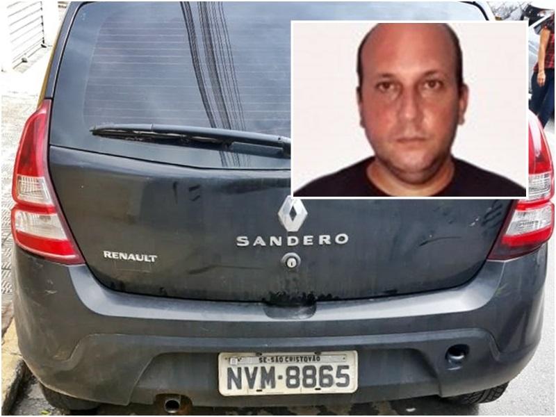 Estelionatário que alugava carros e vendia, aplicou golpe em São Miguel dos Campos
