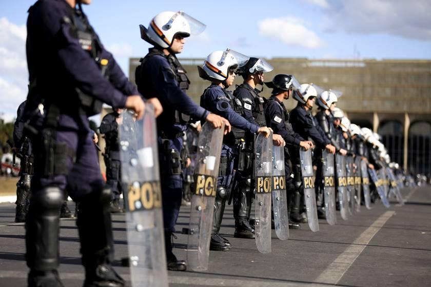 DF tem mais policiais e bombeiros aposentados do que nas ruas