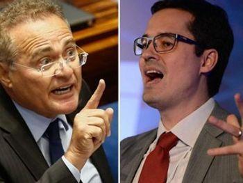 """Intercept Brasil: """"Você ajudou a derrubar Renan"""", diz procurador a Deltan"""