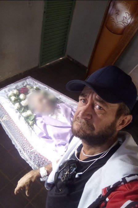 Idosa morre em Goiânia e apenas filho vai ao enterro; post emociona internautas e viraliza