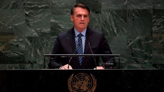 Após discurso de Bolsonaro, deputados dos EUA lançam resolução para dificultar apoio de Trump ao Brasil