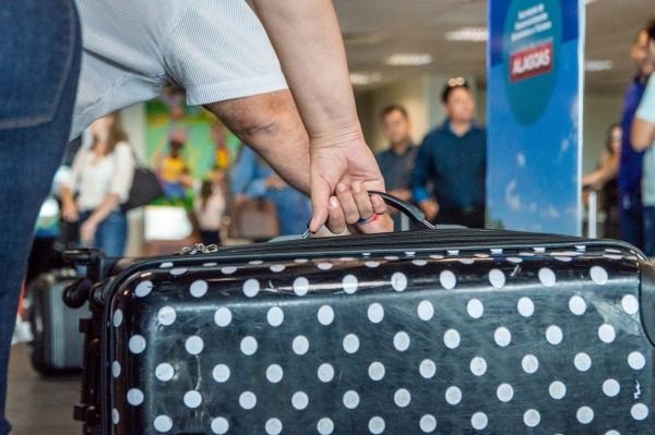 NOVOS VOOS Governo de Alagoas concede incentivo fiscal à companhia aérea nesta segunda-feira (23)