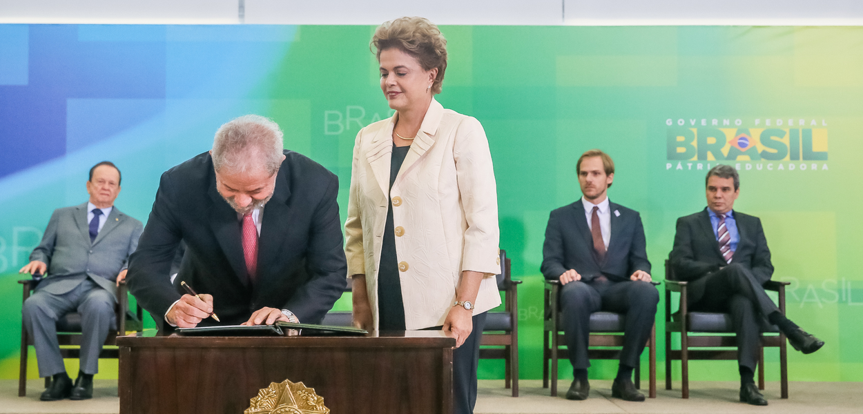 Lava Jato omitiu diálogos de Lula para impedir sua posse na Casa Civil e derrubar Dilma