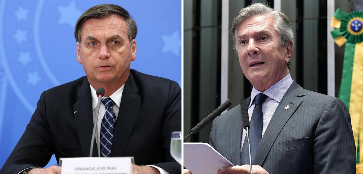 Collor já prenuncia impeachment de Bolsonaro