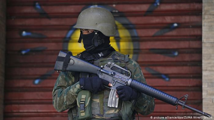 Brasil e suas perigosas milícias