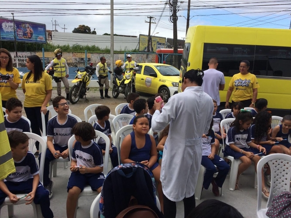 Nesta terça-feira Ronda no Bairro leva ações de cidadania à população em Jaraguá