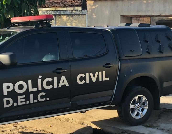 Operação conjunta das polícias civis de Alagoas e Paraíba prende dupla acusada de 40 furtos