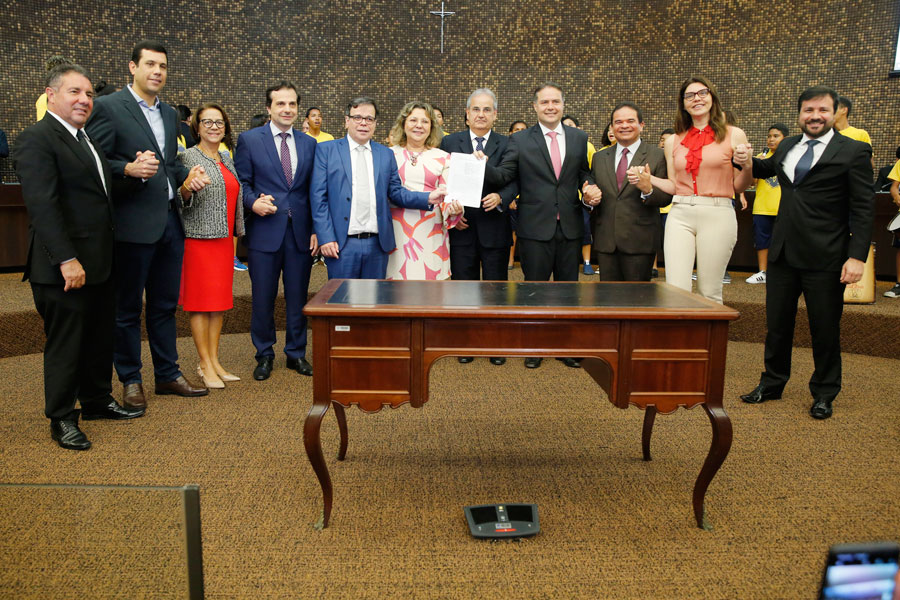 Pacto: TJAL, Governo e ALE comprometem-se com a primeira infância